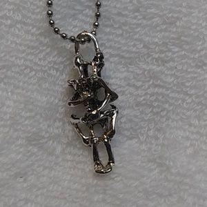 Jewelry - Skeleton couple